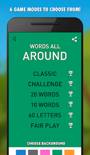 Words All Around PRO Screenshot