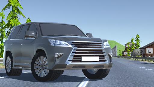 Offroad Car LX  screenshots 2
