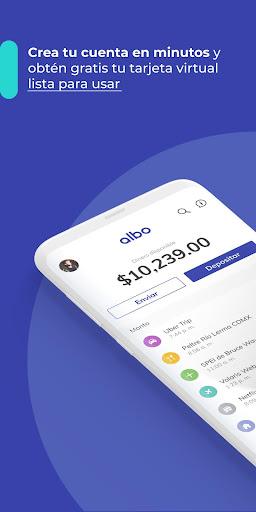 albo - Tu dinero, mu00e1s tuyo android2mod screenshots 1
