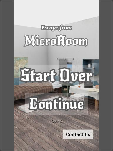 Escape from micro room  screenshots 5