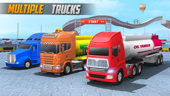 Impossible Truck Driving Screenshot