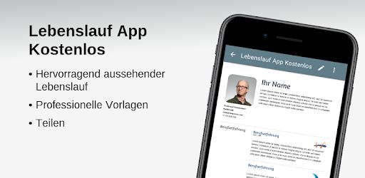 Lebenslauf App Kostenlos Apps Bei Google Play