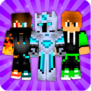 Boys Skins For Minecraft PE
