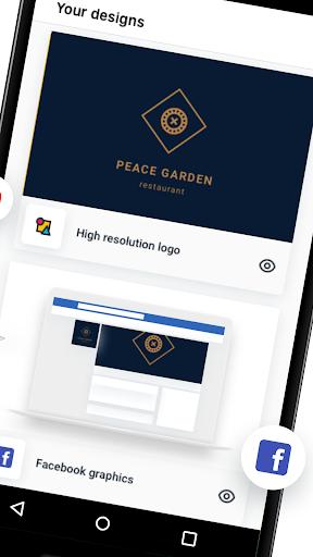 Logo Maker: Design & Create 2.2.3 Screenshots 5