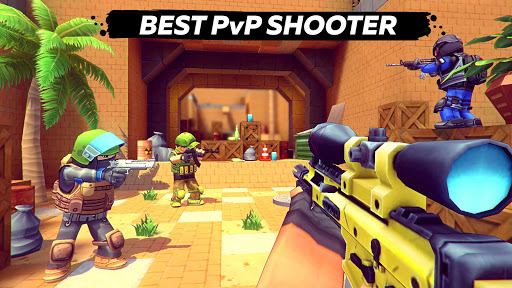 KUBOOM 3D: FPS Shooter 6.04 screenshots 1