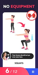 Lose Weight App for Women – Workout at Home 1.0.22 Apk 2