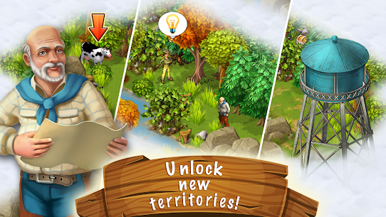 Jane' s Farm  Farming Game – Build your Village Apk Download 2021 4