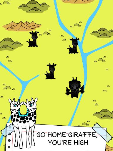 Giraffe Evolution - Mutant Giraffes Clicker Game screenshots 7