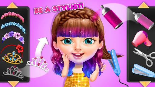 Sweet Baby Girl Summer Fun 2 - Sunny Makeover Game Apkfinish screenshots 4