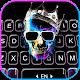 Neon Skull King Tema Tastiera per PC Windows