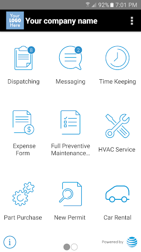 AT&T Workforce Manager screenshots 1
