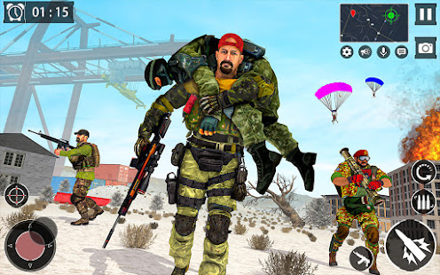 Counter Terrorist Gun Strike: Free Shooting Games 1.23 Screenshots 10