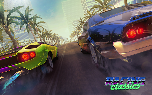 Racing Classics PRO: Drag Race & Real Speed apkpoly screenshots 2