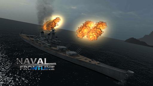 Naval Front-Line :Regia Marina APK MOD – Pièces Illimitées (Astuce) screenshots hack proof 1