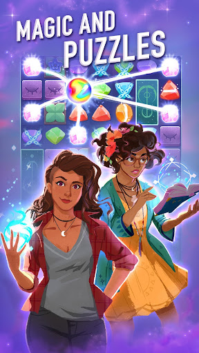 Switchcraft: The Magical Match 3 & Mystery Story modavailable screenshots 1
