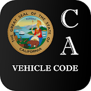 California Vehicle Code  Icon