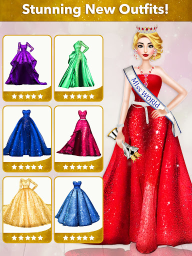 Fashion Girls Makeover Stylist - Dress up Games 0.7 screenshots 14