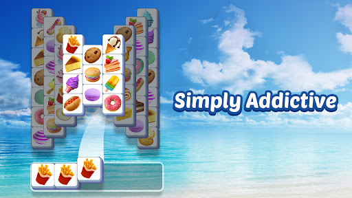 Tile game-Match triple&mahjong game androidhappy screenshots 1