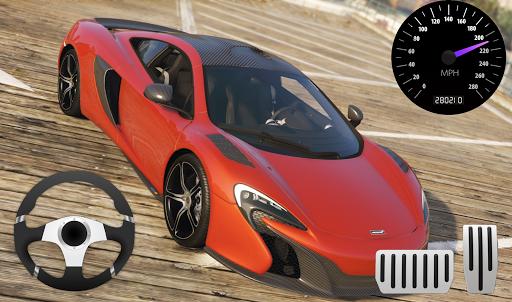 Race Car McLaren P1 Parking screenshots 4