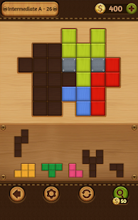 Block Puzzle Games: Wood Collection Screenshot