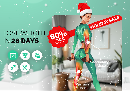 Fitonomy: Weight Loss Workouts at Home & Meal Plan 5.0.6 Screenshots 7
