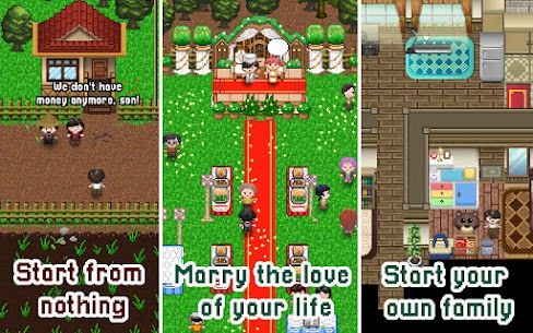 Citampi Stories: Offline Love and Life Sim RPG 3