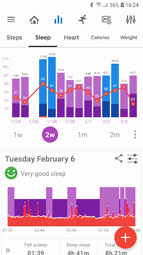 Notify for Mi Band: Get new features