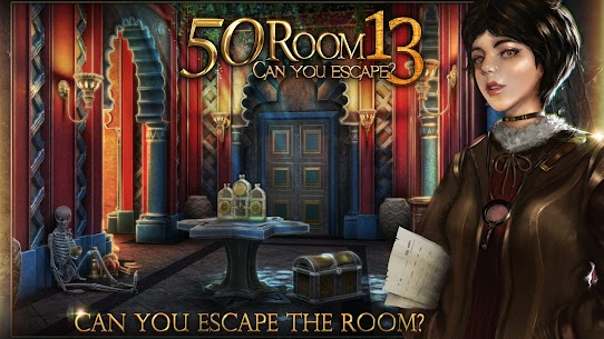 Can you escape the 100 room XIII MOD APK 5 3