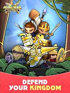 Mini War: Pocket Defense 9