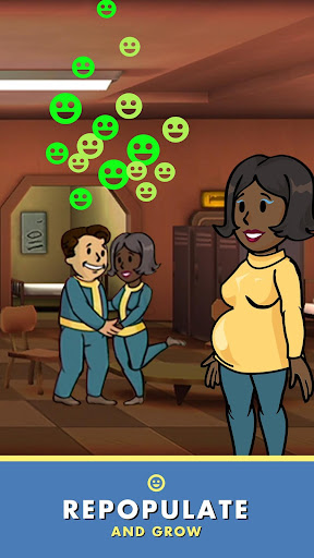Fallout Shelter goodtube screenshots 5