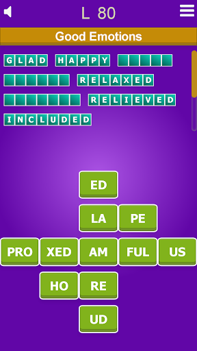 Word games collection - All in one  screenshots 7