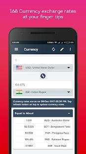 Unit Converter & Currency Converter