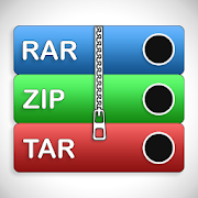 Rar Archive & Rar Unarchive : Zip File Extractor