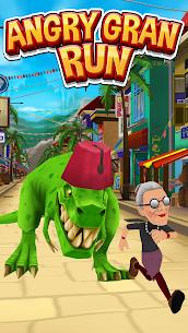 Angry Gran Run MOD APK 2.14.0 (Unlimited Money) 1