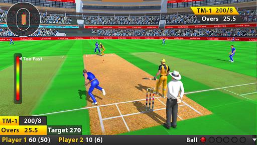 Indian Cricket League Game - T20 Cricket 2020 4 screenshots 20