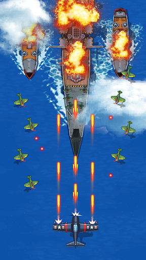 1945 Air Force: Free Airplane Shooter games 7.83 screenshots 1