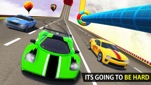 Mega Ramp Car Racing Stunts 3D: New Car Games 2021 4.5 Screenshots 8