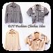 DIYファッション服のアイデア 古い衣装を改造する - Androidアプリ
