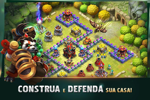 Clash of Lords 2: A Batalha  screenshots 1