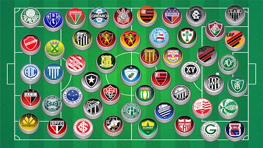 Campeonato brasileiro : Futebol de Botu00e3o u26bd apkpoly screenshots 3