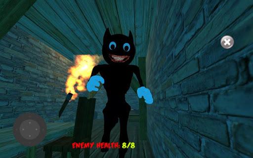 Real Joy Cartoon Cat and Light Head Night  screenshots 2