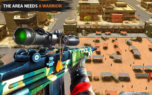 offline shooting game: free gun game 2021 Apkfinish screenshots 19