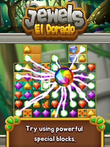 Jewels El Dorado 2.9.2 screenshots 10