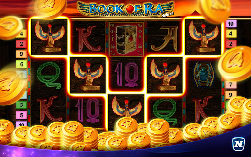Book of Rau2122 Deluxe Slot screenshots 4