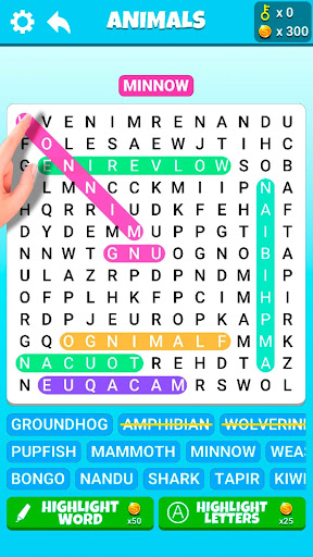Word Search  screenshots 4
