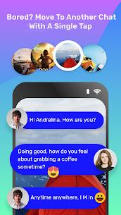 Free Random Chat & Meet new People – Messenger Pro 5