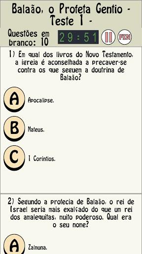 O jogo de perguntas bu00edblia screenshots 21