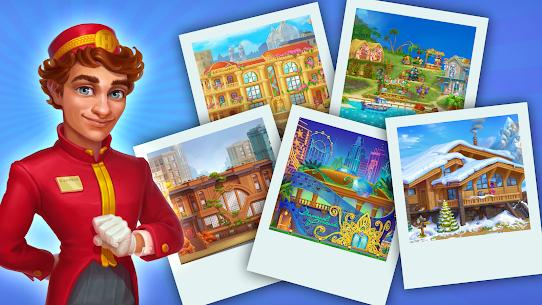 Grand Hotel Mania Otel Oyunları İşletme Oyunu Hileli Apk Güncel 2021** 3