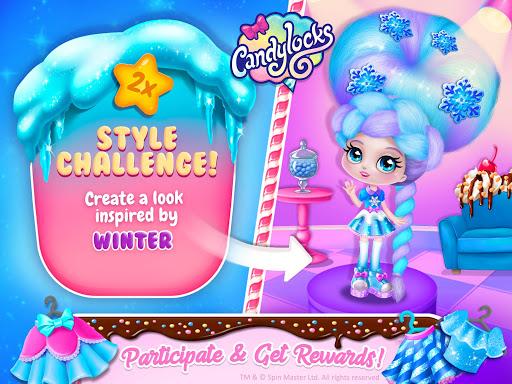 Candylocks Hair Salon - Style Cotton Candy Hair  Screenshots 16