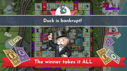 Monopoly - Board game classic about real-estate!  screenshots 5